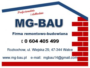 MG-BAU Marek Grzesik